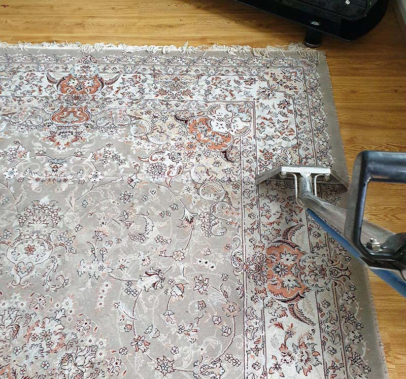 Rug Cleaning with 100% satisfaction – VIP Carpet Cleaning