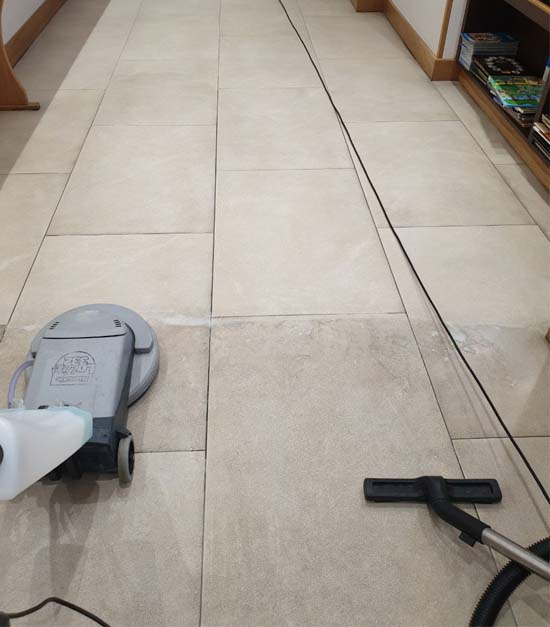 Cleaning and Polishing Lacquered Wooden Floors