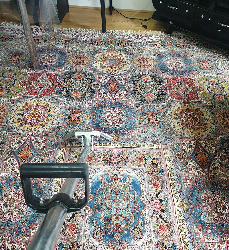 All Types of Persian Rugs Cleaning