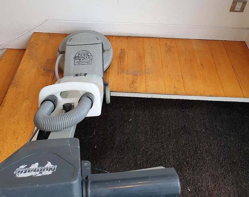 Floor Polishing – VIP Carpet Cleaning