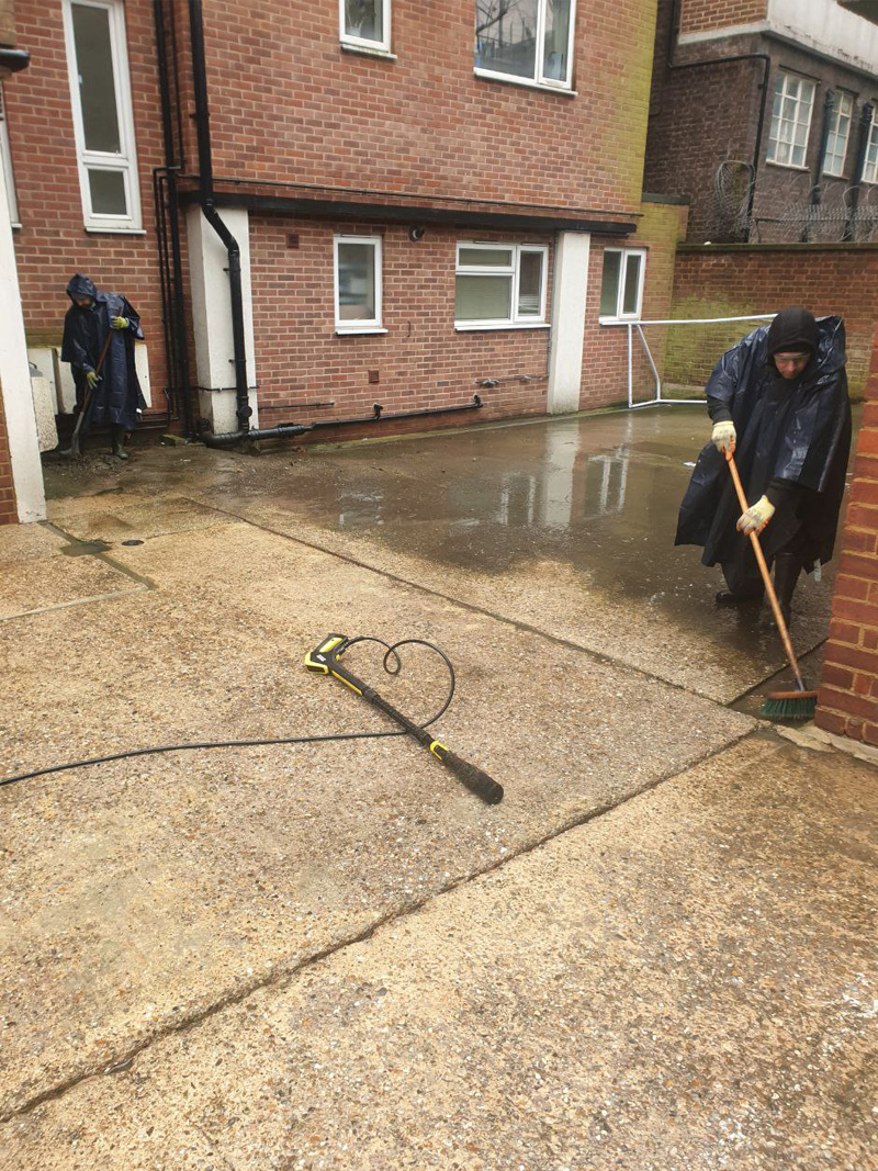 Patio Cleaning Service – VIP Carpet Cleaning