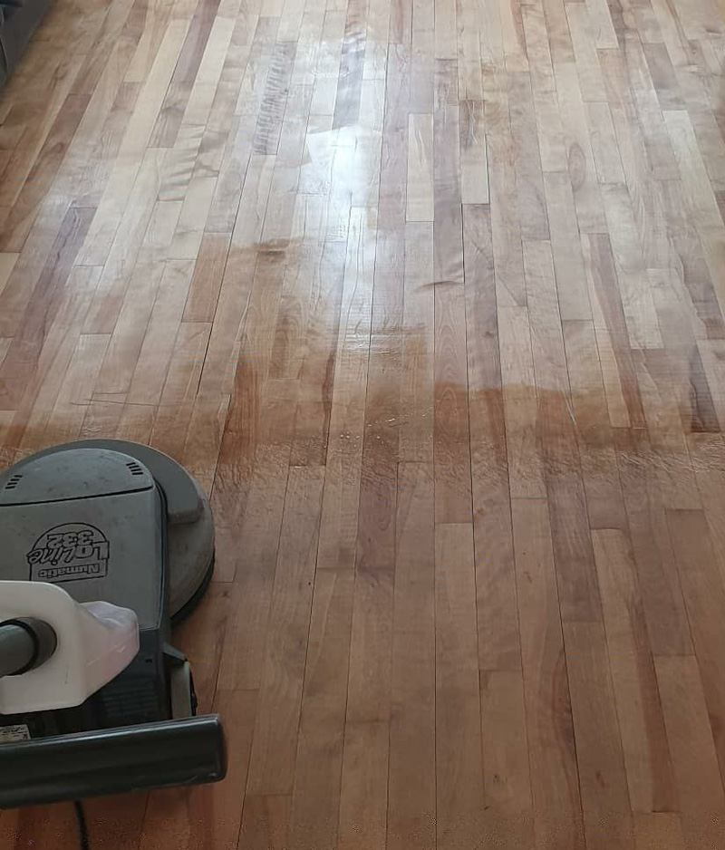 Wood Floor Cleaning and Polishing – VIP Carpet Cleaning
