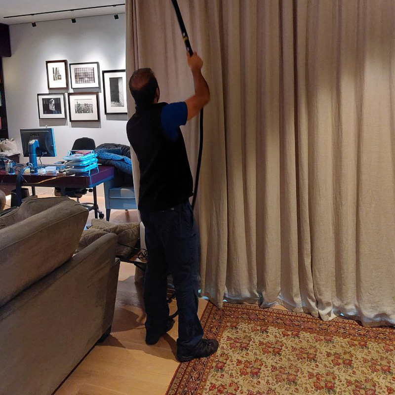Curtain Cleaning – VIP Carpet Cleaning